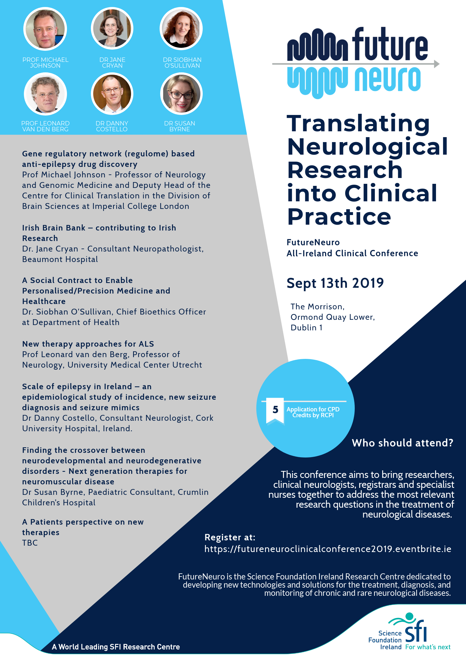 Image of Clinical Conference Poster