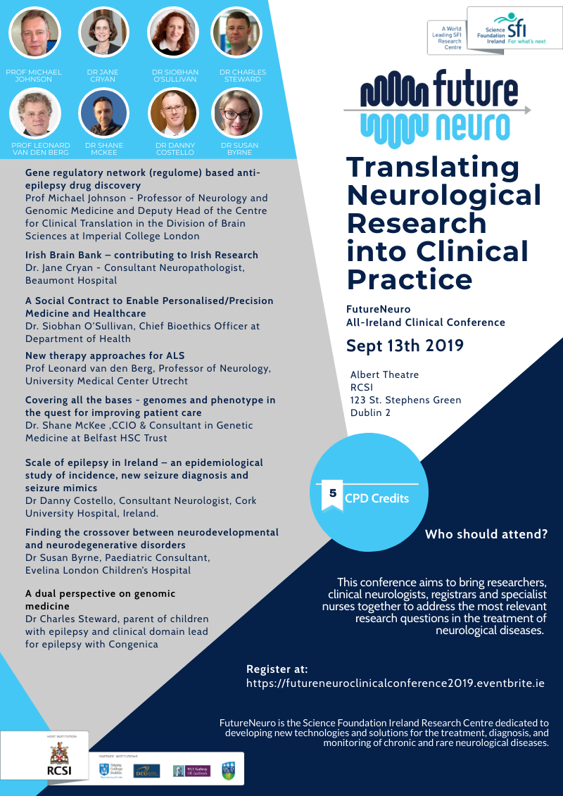 Clinical Conference Poster