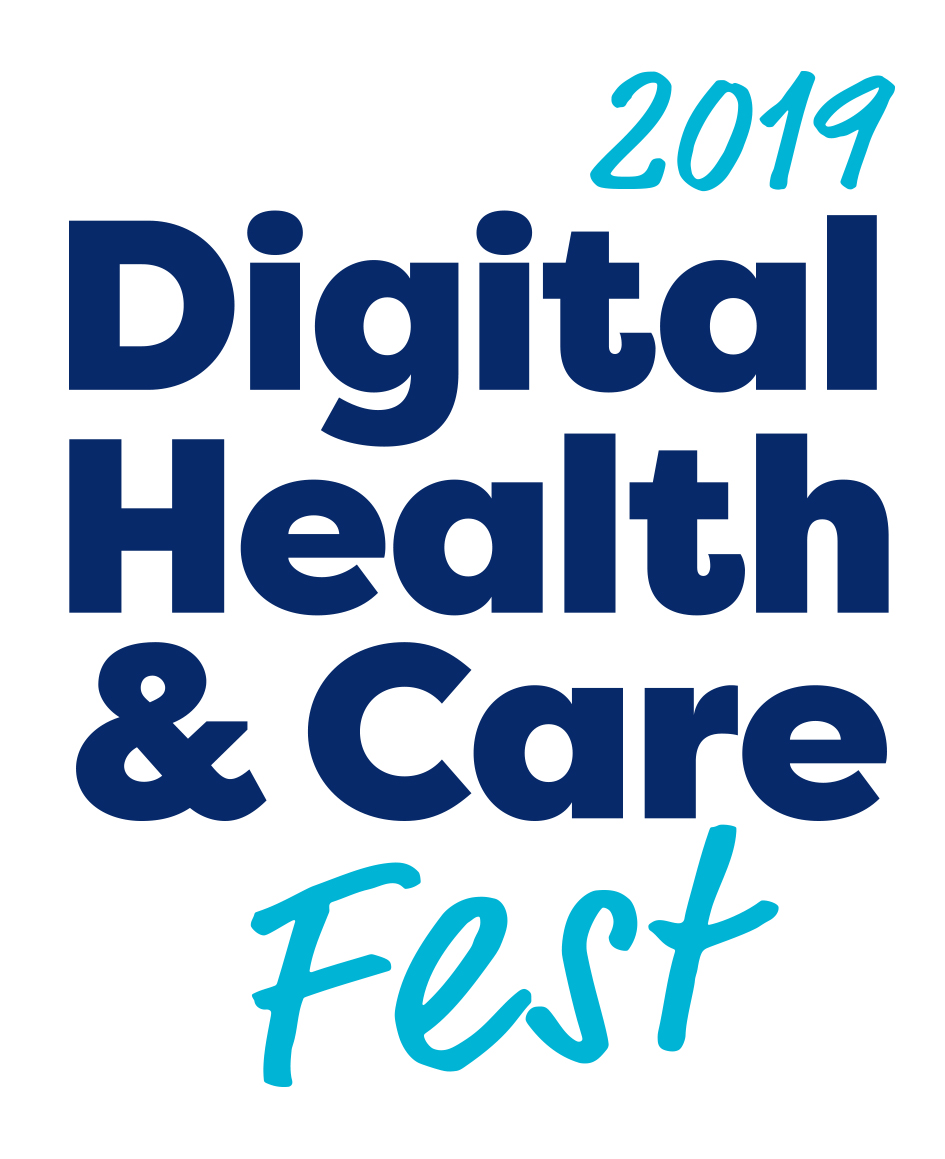 Digital Health and Care Festival logo