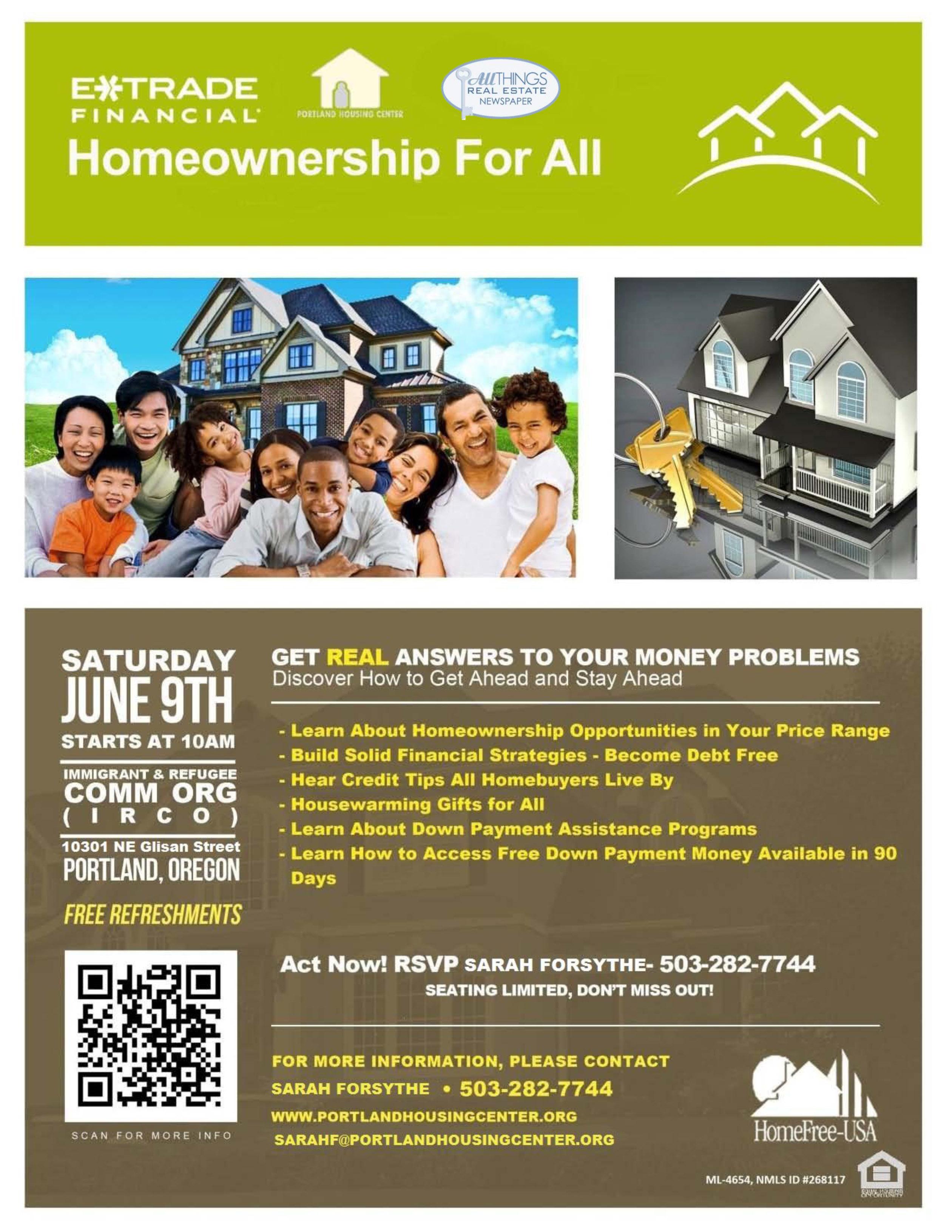 Homeownership For All Fair