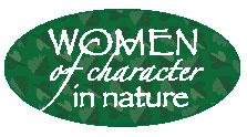 Women of Character in Nature Logo