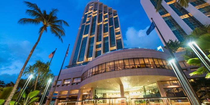 The Prince Waikiki recently underwent a major renovation