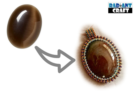 How Your Cabochon Will Look Like...