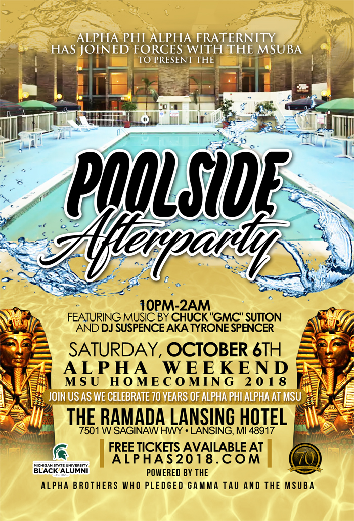 Alpha Phi Alpha Homecoming
