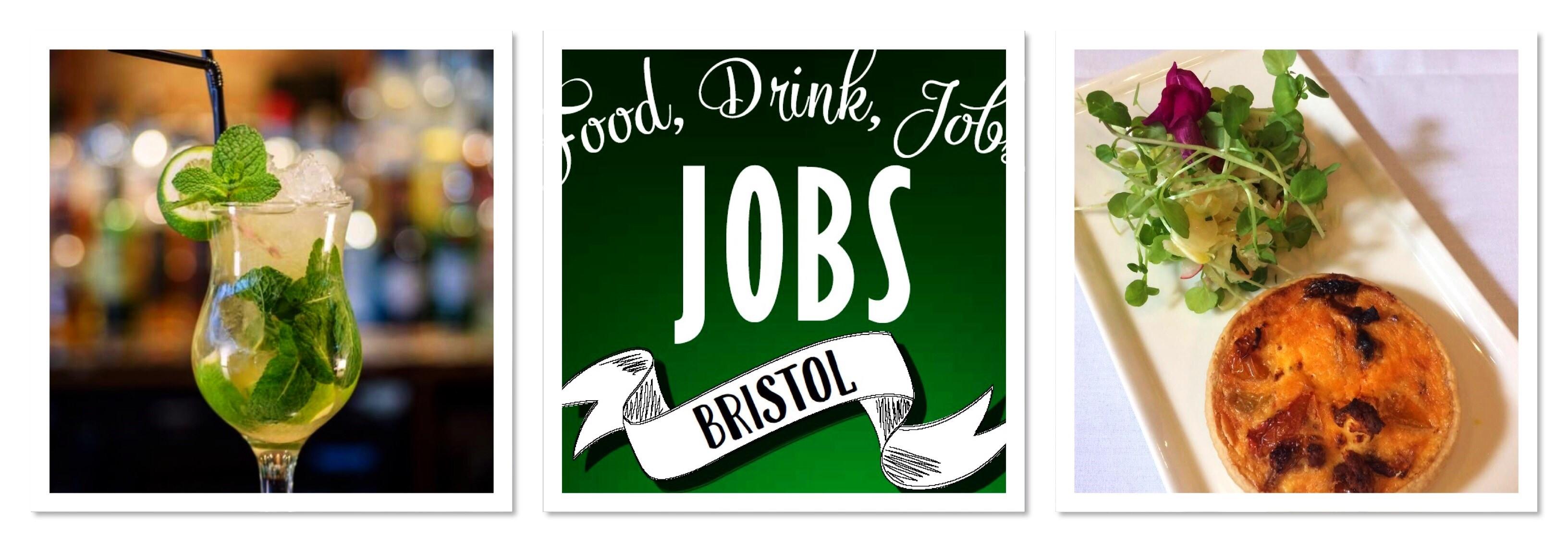 Food Drink Job logo