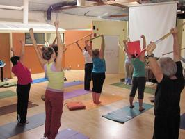 Yoga Tune Up Wednesdays