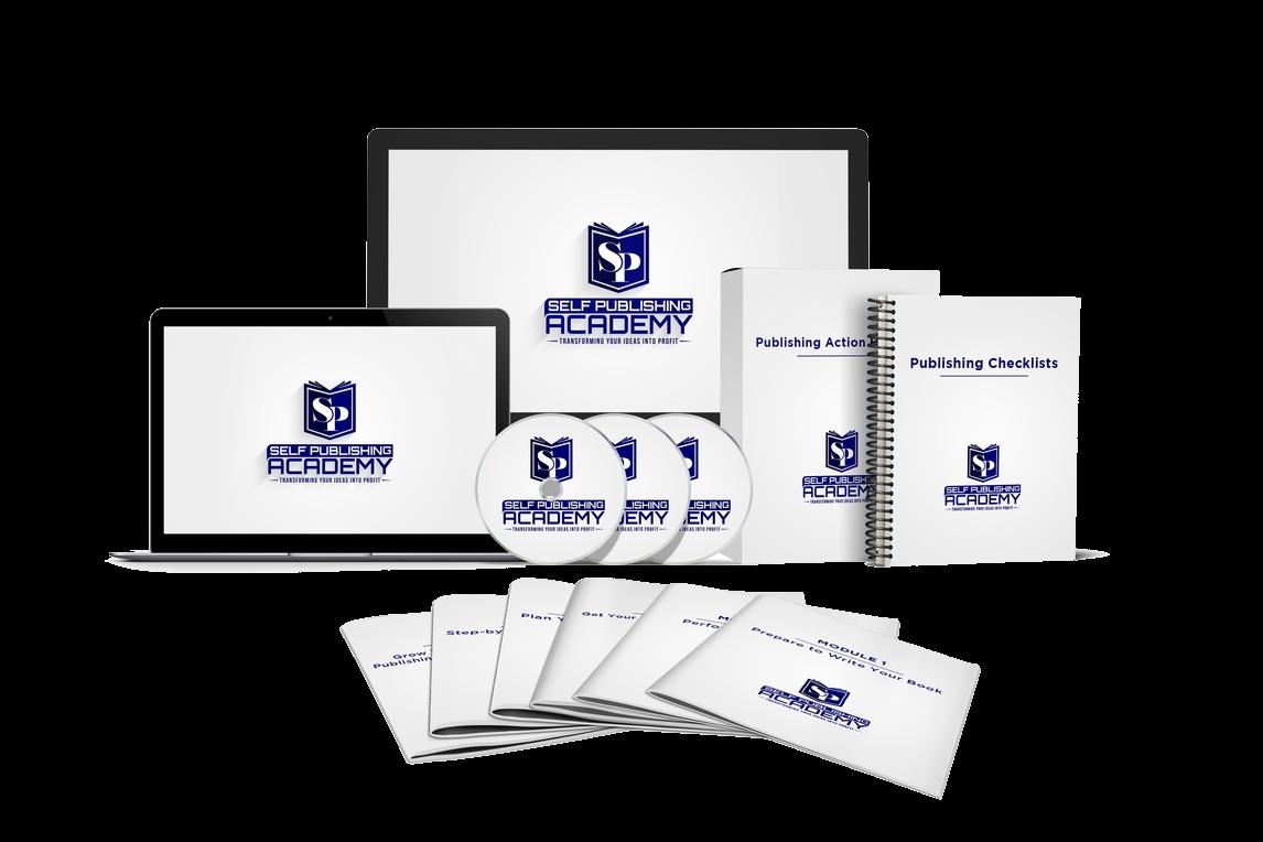 Self Publishing Academy Masterclass
