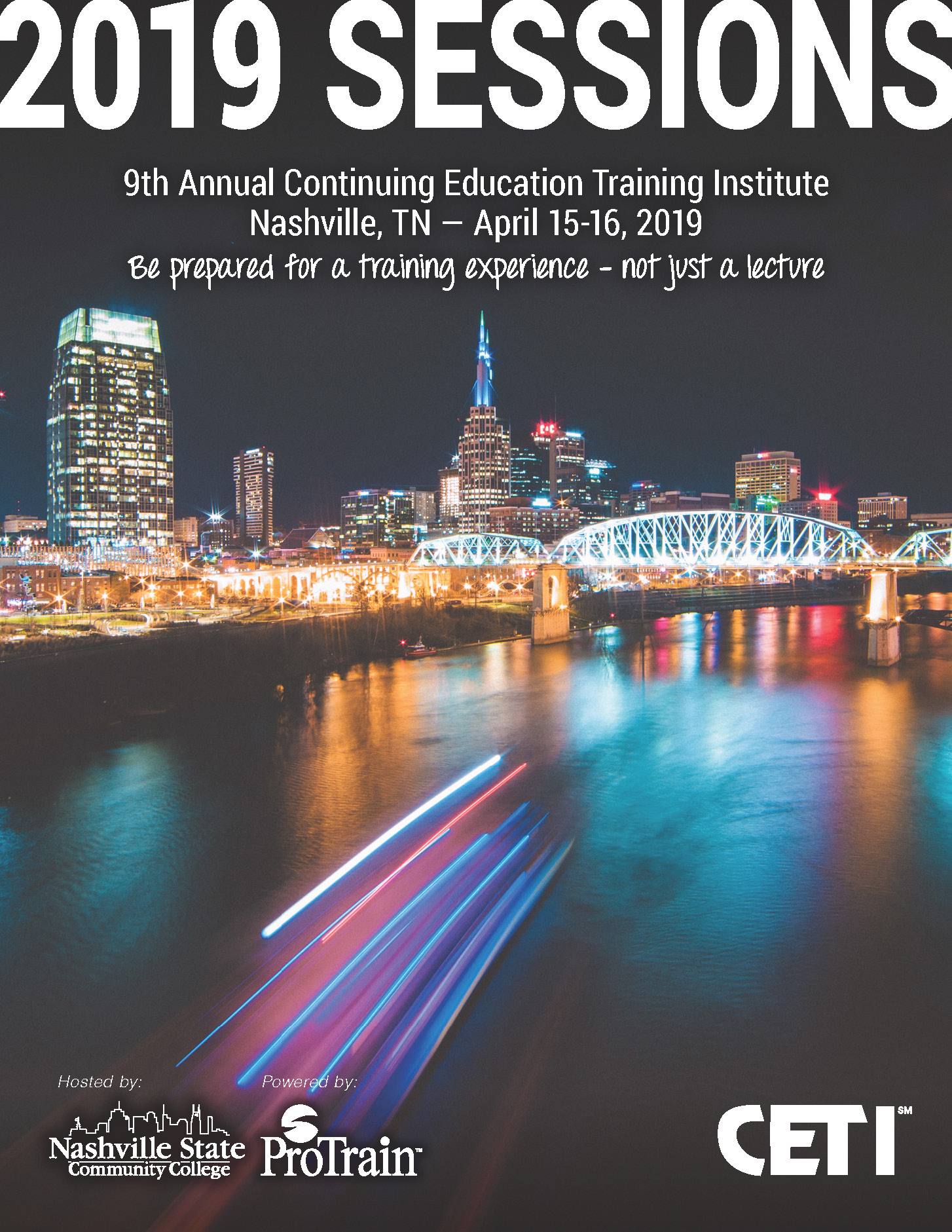 CETI 2019 Sessions