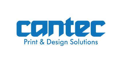 Cantec Print Galway Logo