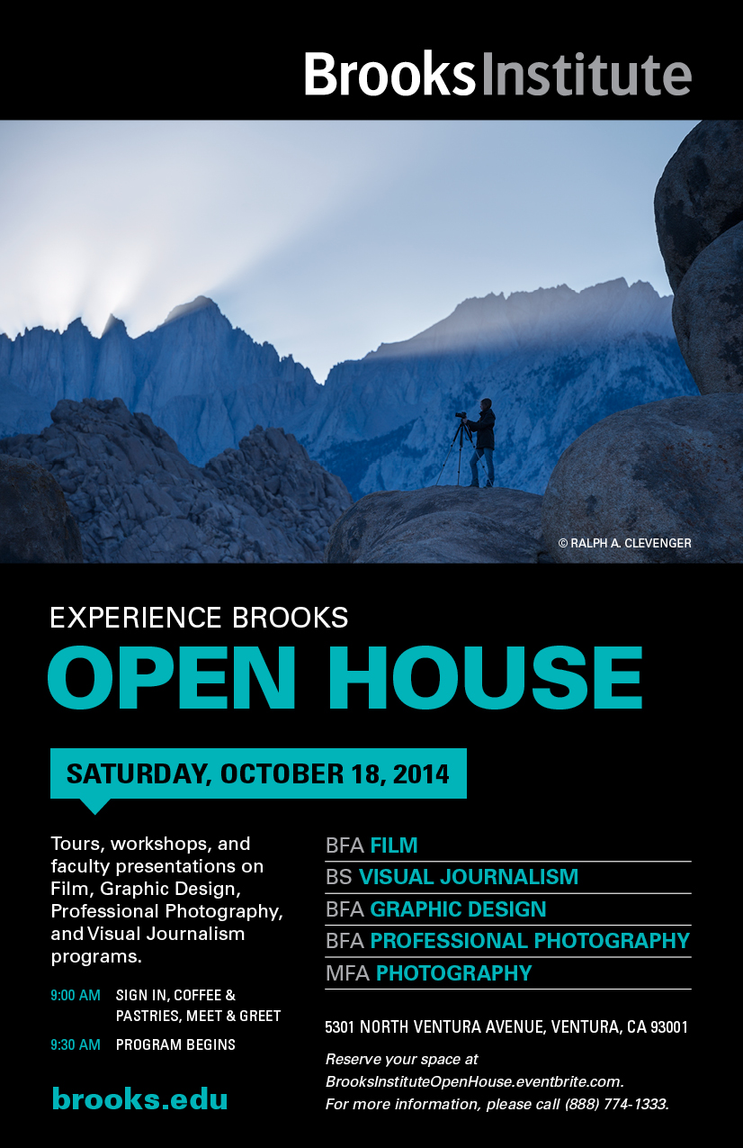 Brooks Institute Open House