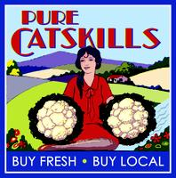 Pure Catskills logo