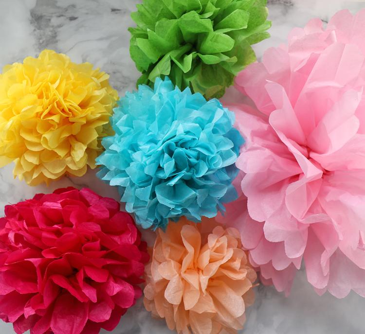 Paper Flowers 101