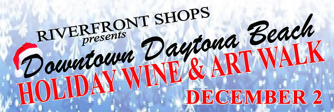 Holiday Art & Wine Walk