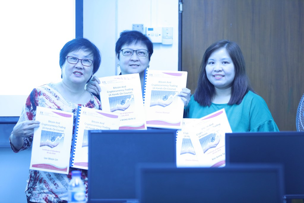 Examples Of Participants At Our Course