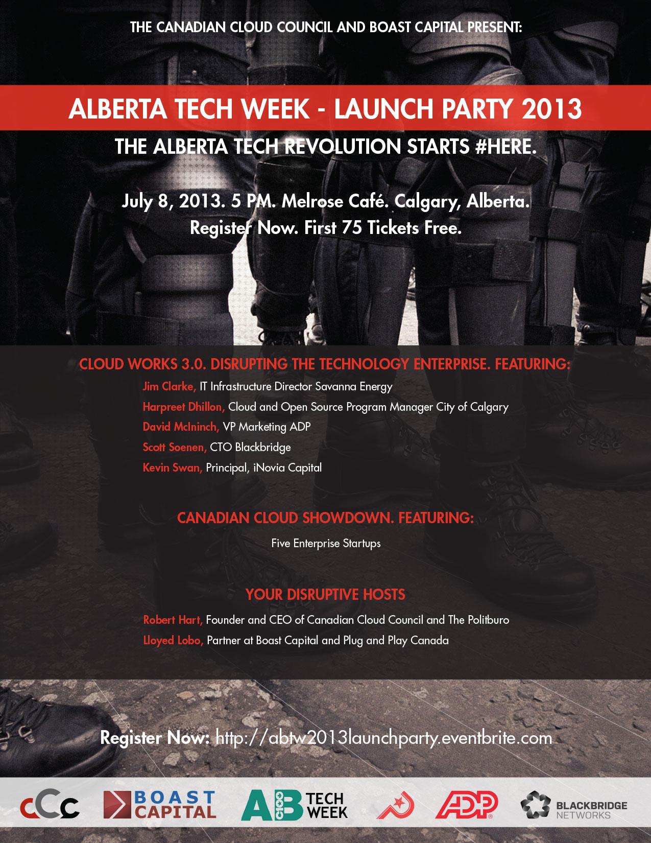 Alberta Tech Week