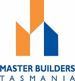 Master Builders Tasmania logo