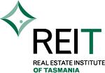 Real Estate Institute of Tasmania logo