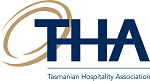 Tasmanian Hospitality Association logo