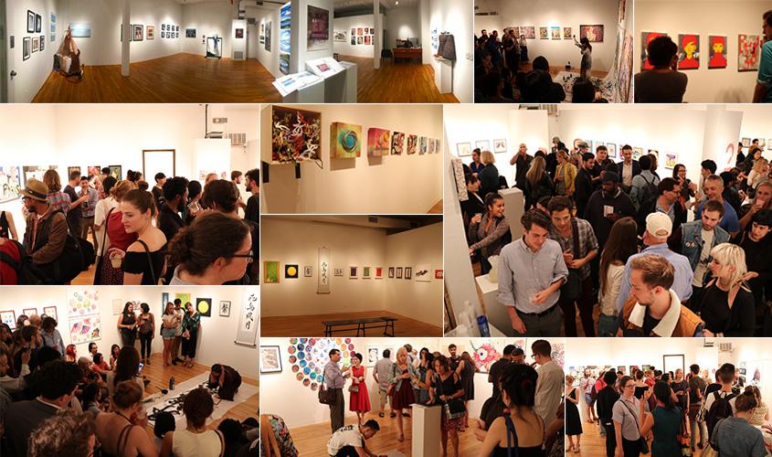 JCAT Exhibition