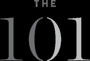 THE 101 logo