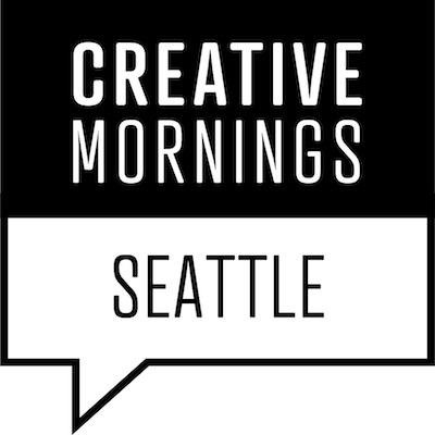 CreativeMornings Seattle logo