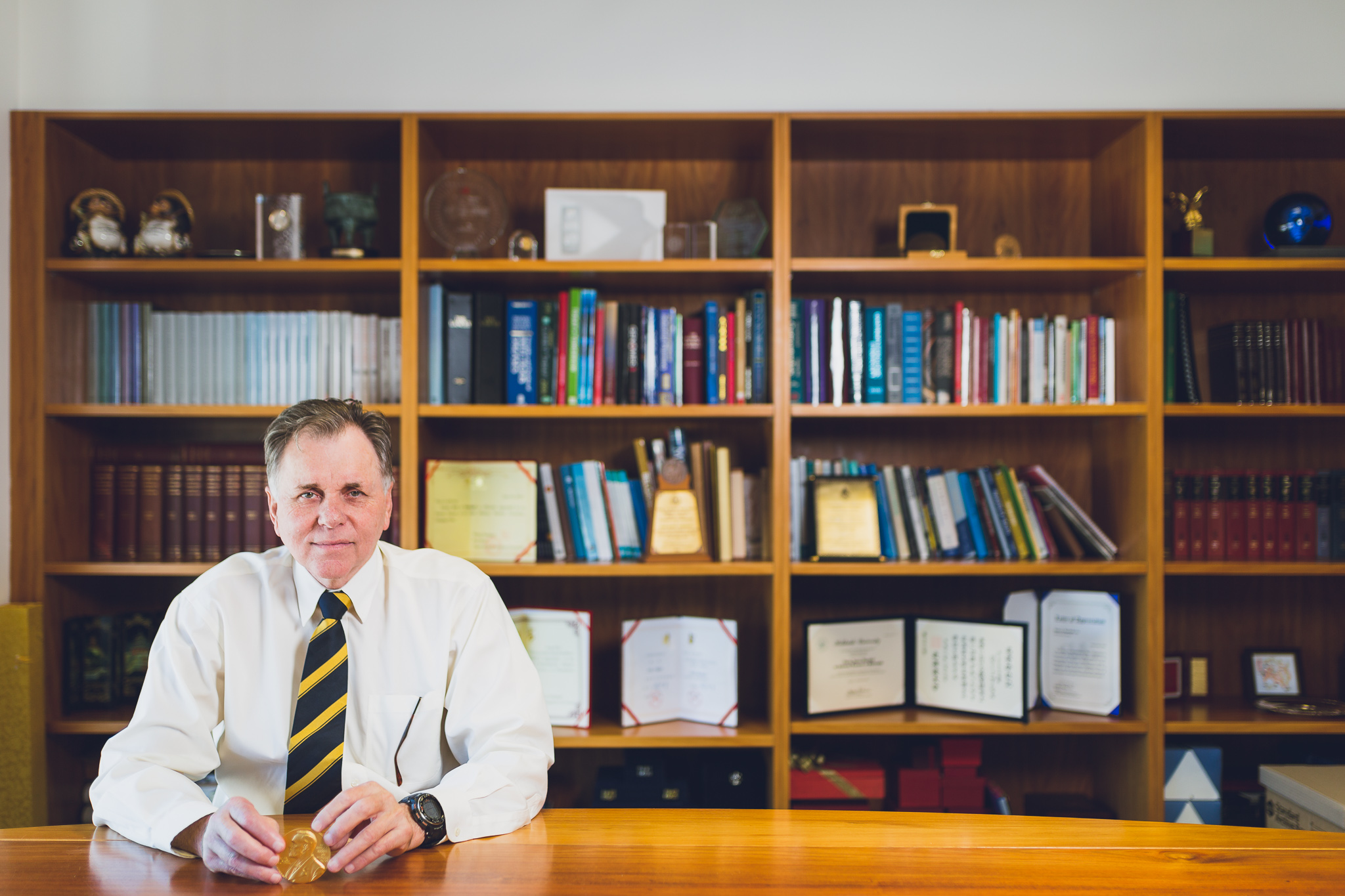 Prof Barry Marshall