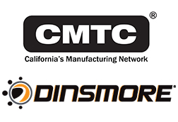CMTC & Dinsmore combined logo