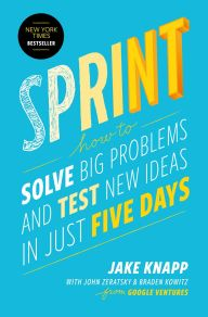 Google Design Sprint book