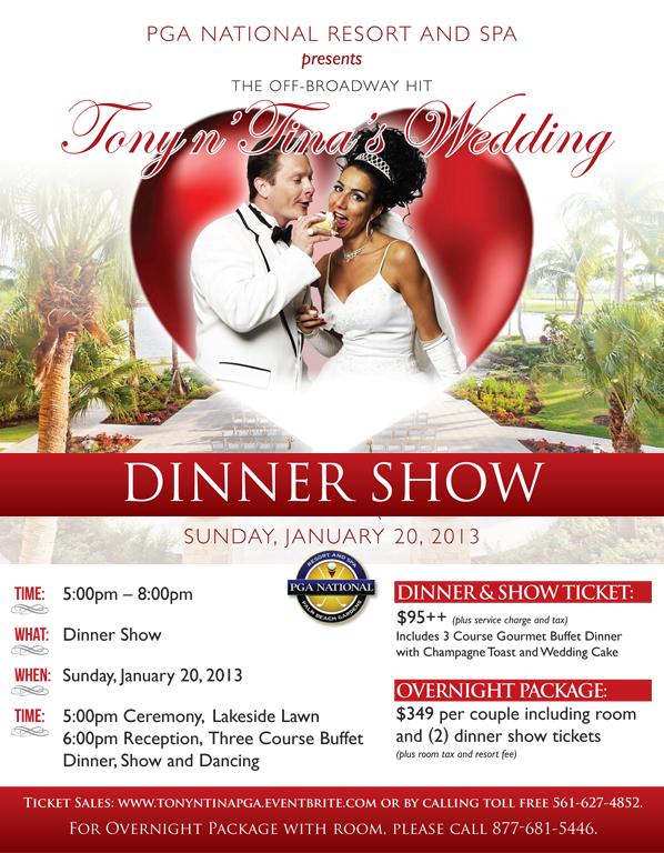 tony n tina's wedding at PGA National Resort and Spa