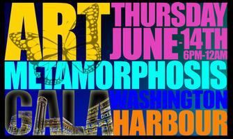 ART  SOIREE  PRESENTS:   ART METAMORPHOSIS GALA AT...
