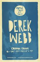Derek Webb @ Common Grounds 4/21/2012