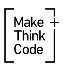 Make+Think+Code Logo