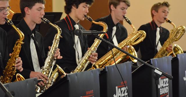MWHS Jazz Band