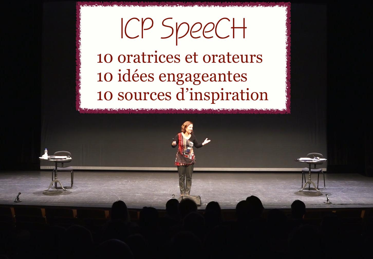 ICP SpeeCH