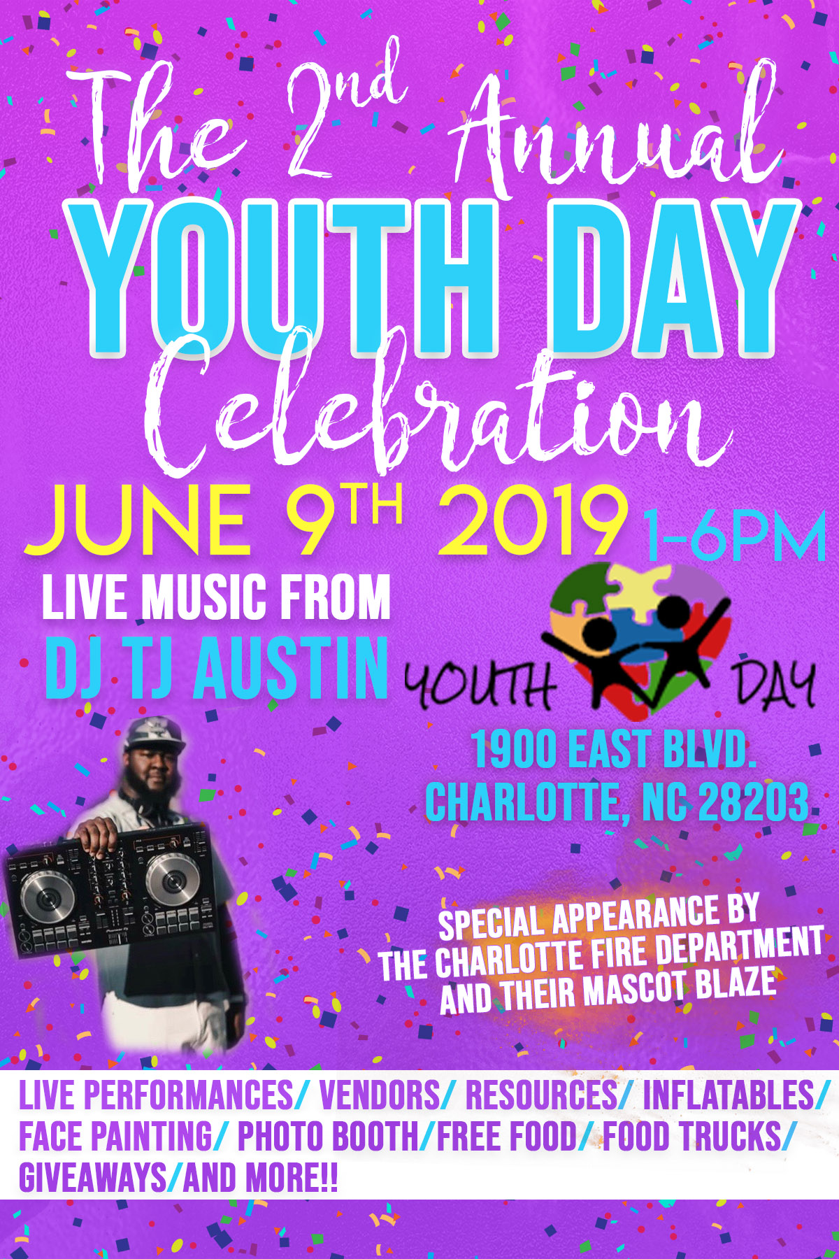 2nd Annual Youth Day celebration
