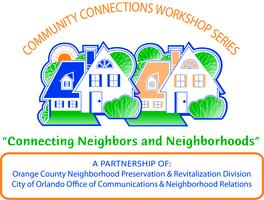 City of Orlando & Orange County Neighborhood Preservation & Revitalization Division