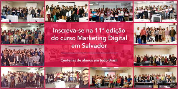 Curso Marketing Digital Salvador