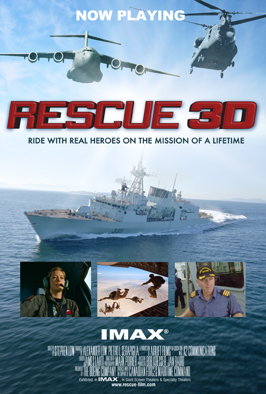 Rescue (Dublado) BDRip RMVB
