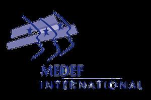 MEDEF International Logo