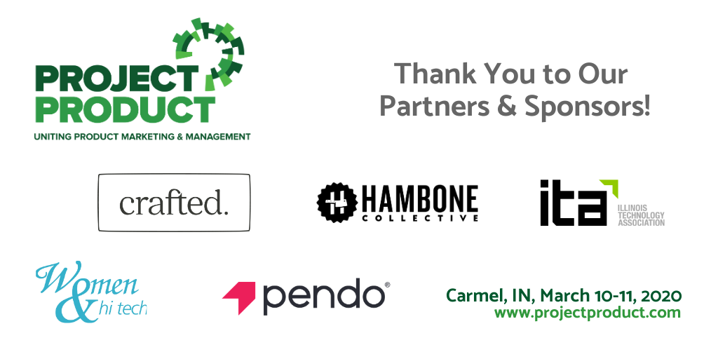 Project Product 2020 Partners