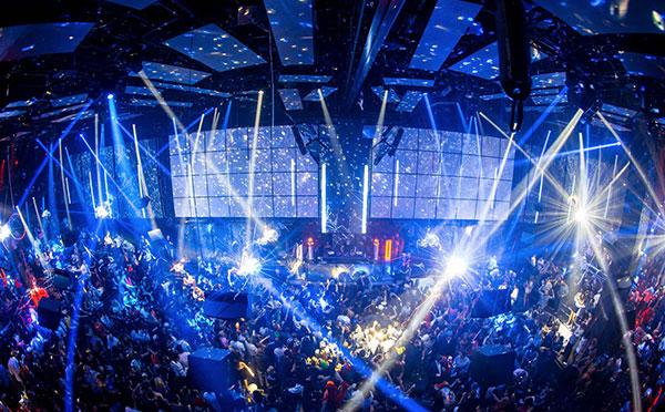 Light Las Vegas Events