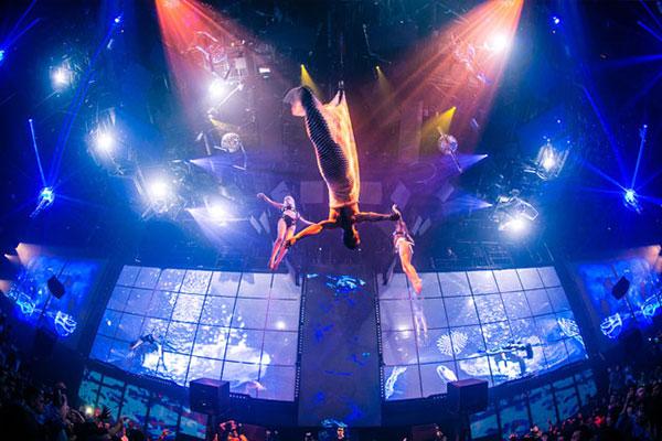 Light Las Vegas Nightclub