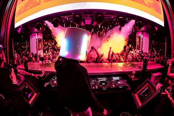 Marshmello Vegas Shows