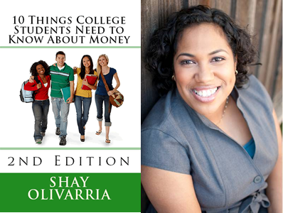 10 things college students need to know about money book cover 2nd edition