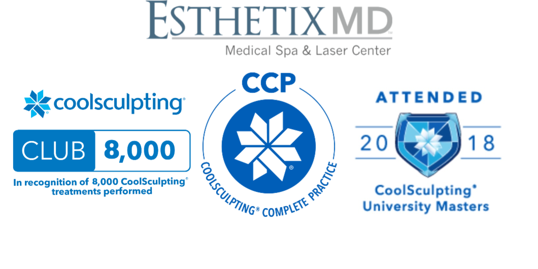 EsthetixMD CoolSculpt Credentials