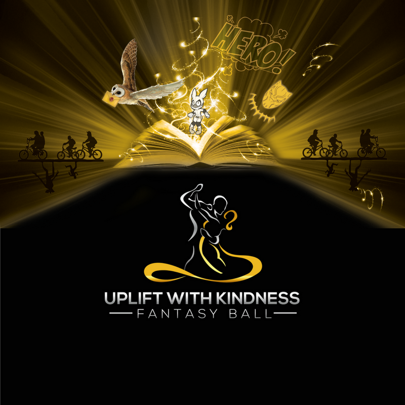 Uplift with kindness fantasy ball
