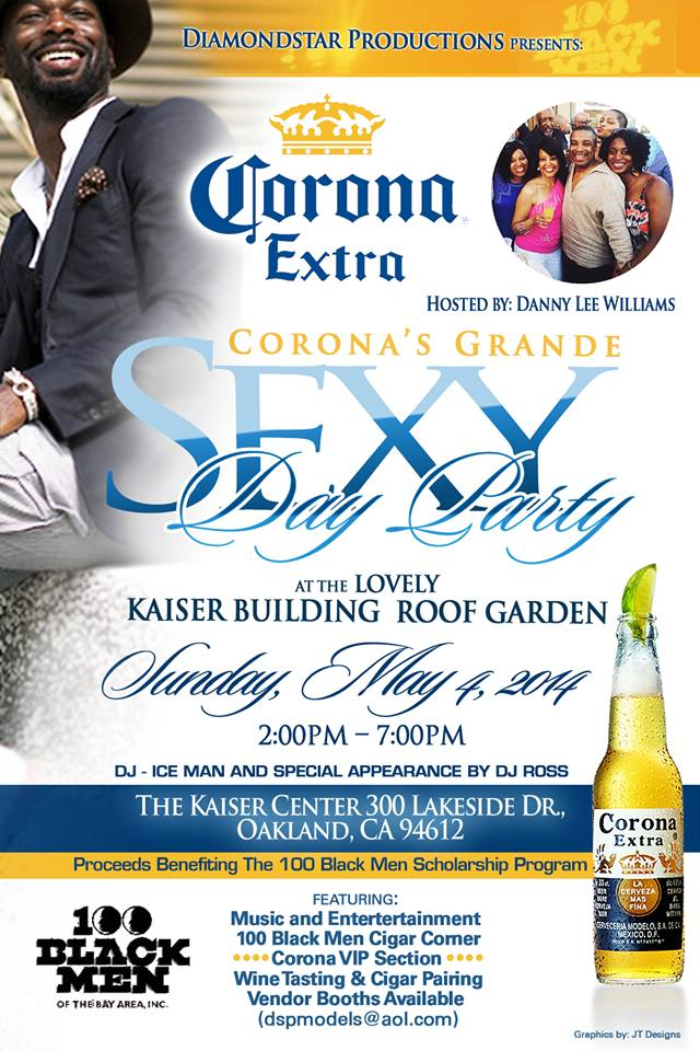 Roof Top Day Party Benefiting The 100 Black Men