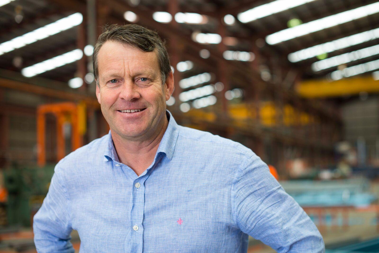 Andrew Fowler - Austruss Managing Director