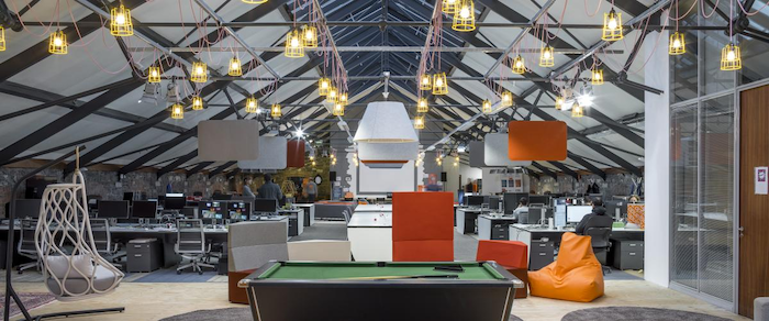 Zalando Offices, Dublin