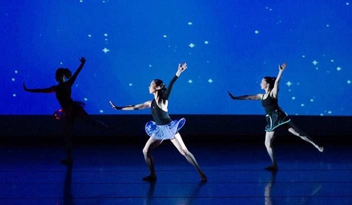 Lilypad ballet